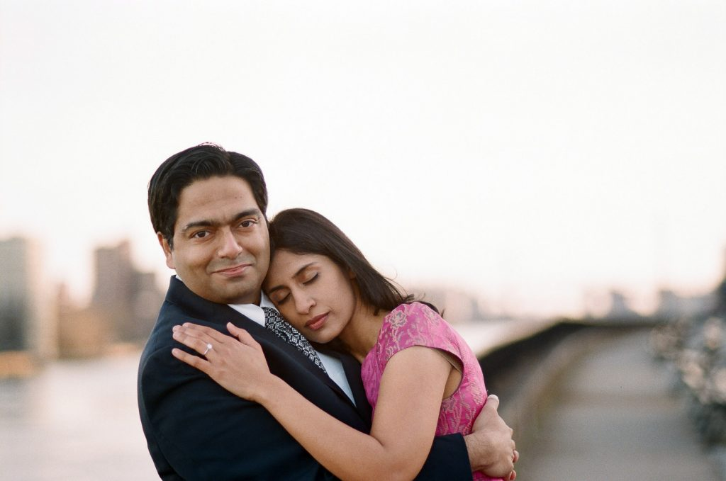 carl schurz nyc engagement portraits by wendy g photography