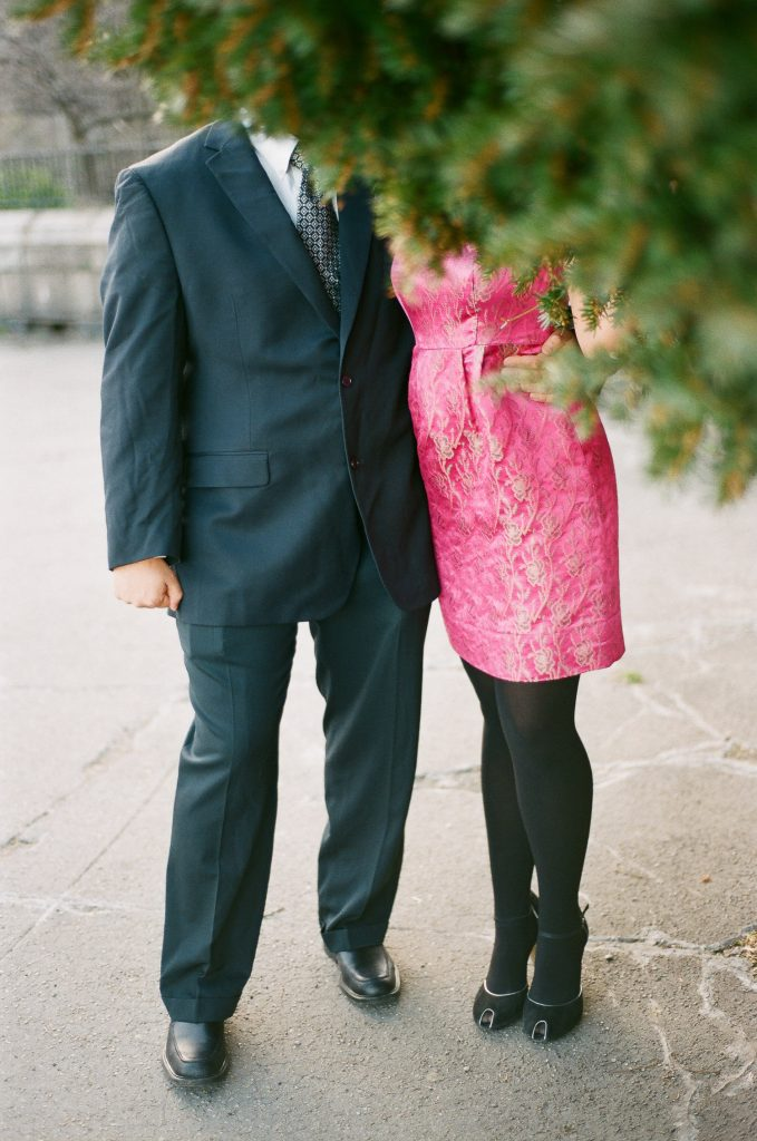 NYC carl schurz engagement session by wendy g photography