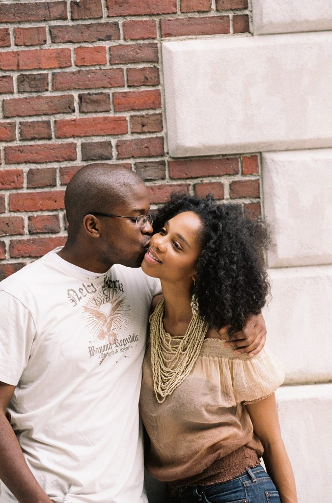 harlem engagement session by wendy g photography