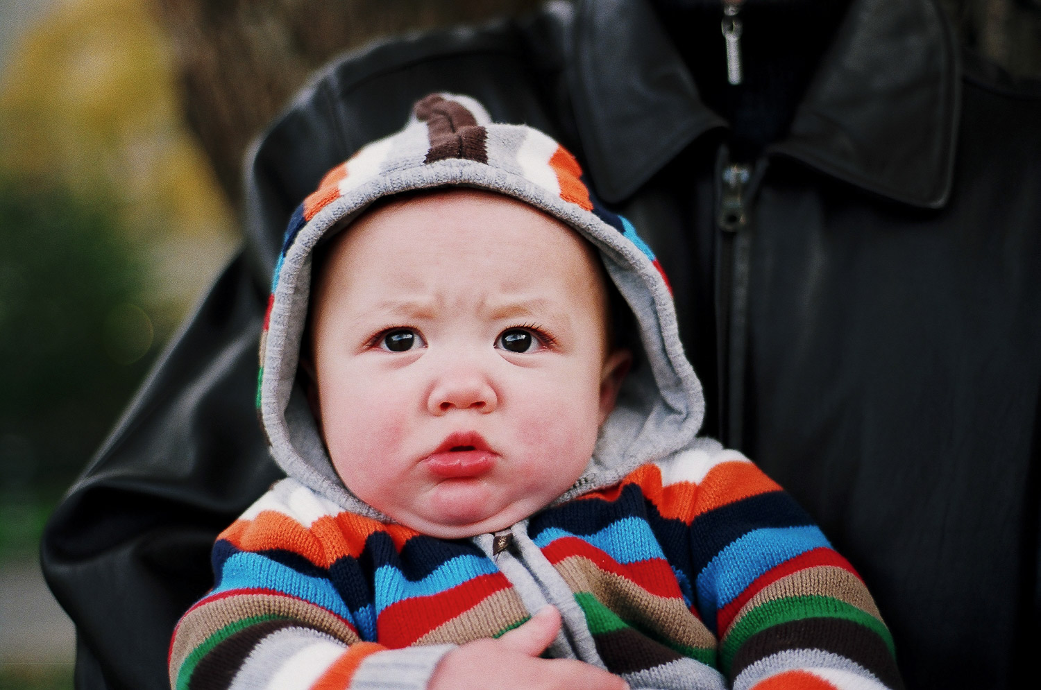harlem meer baby portrait by wendy g photography