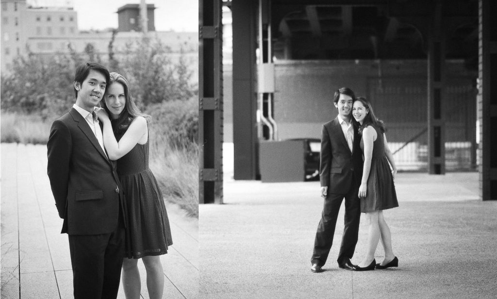 greenwich village engagements by wendy g photography