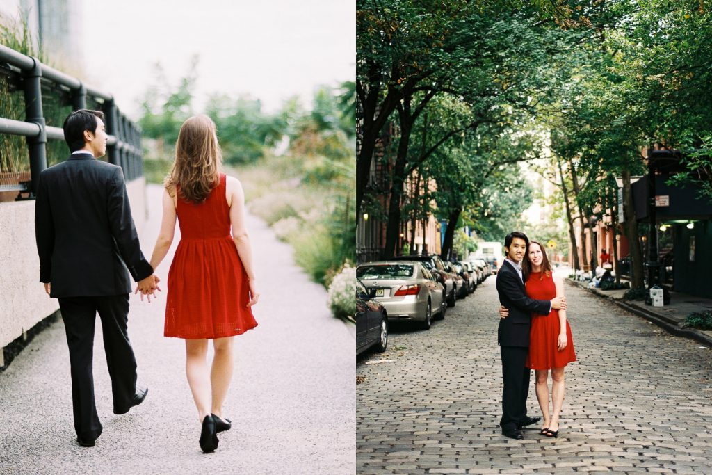 high line engagements by wendy g photography