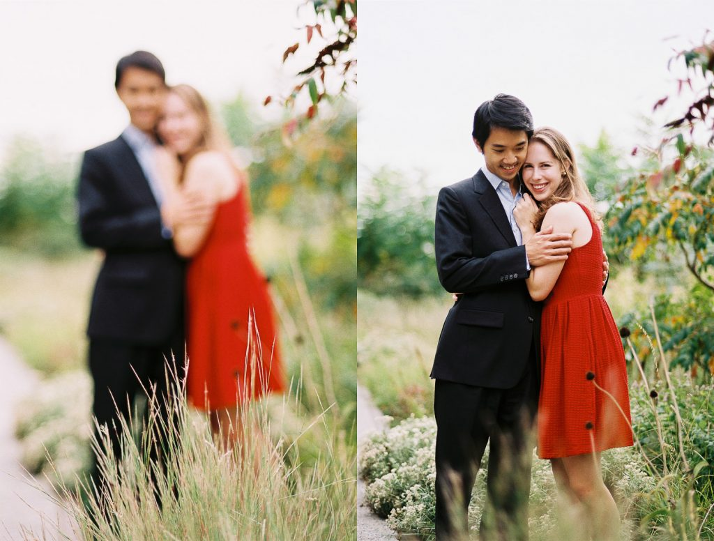 high line engagement sessions by wendy g photography