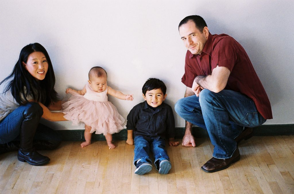 nyc family studio portraits by wendy g photography