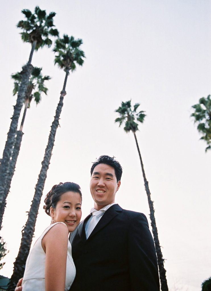 hollywood engagement photos by wendy g photography