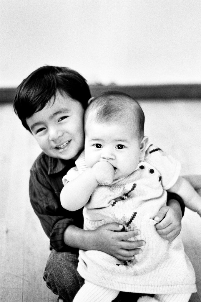 bw nyc childrens portraits by wendy g photography