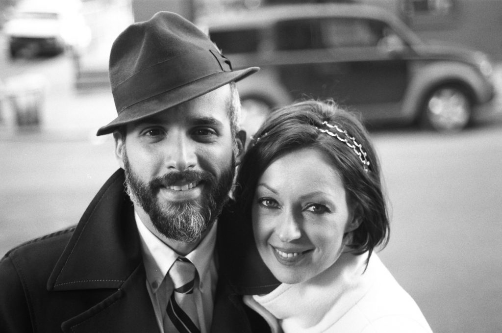 brooklyn elopement couple by wendy g photography