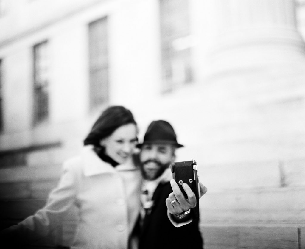 downtown brooklyn elopement by wendy g photography