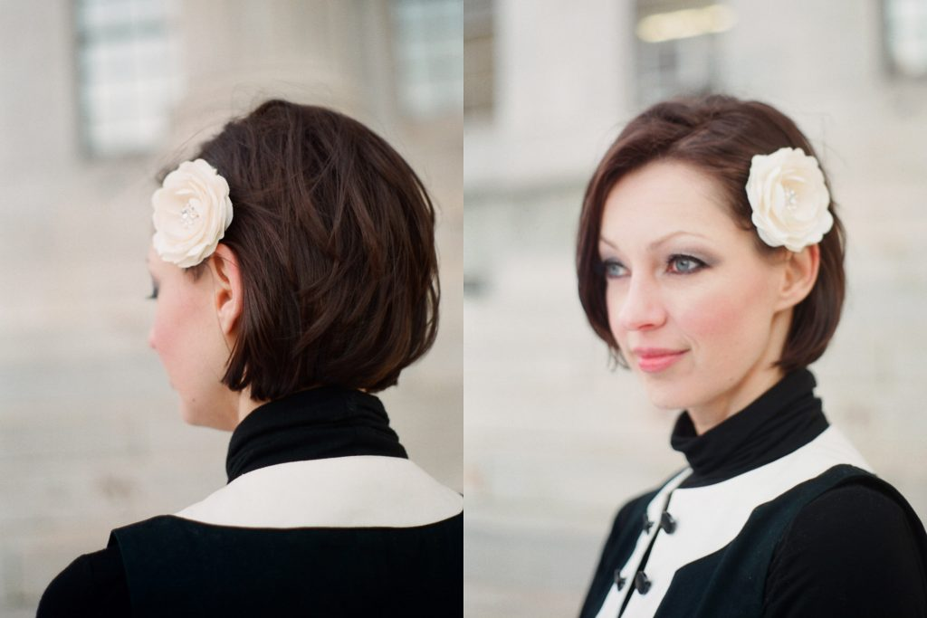 brooklyn bride elopement by wendy g photography