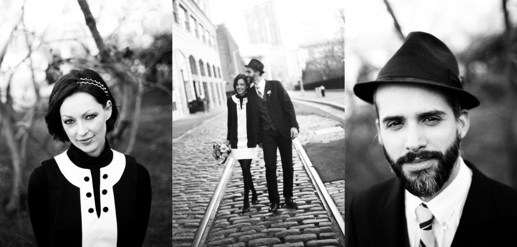 brooklyn small elopement wedding by wendy g photography