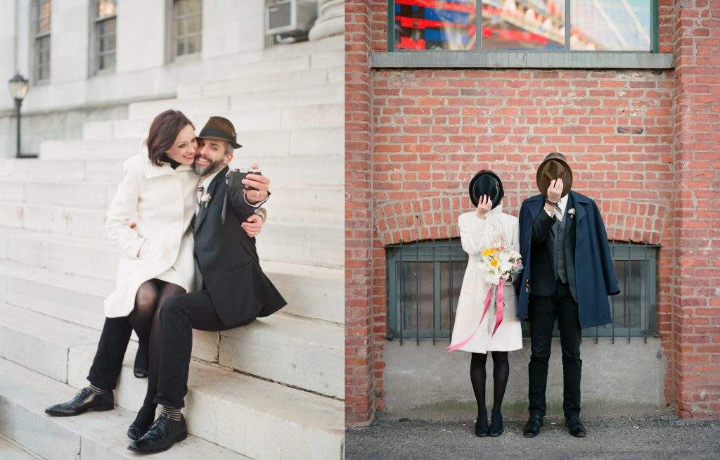 brooklyn small weddings elopement by wendy g photography