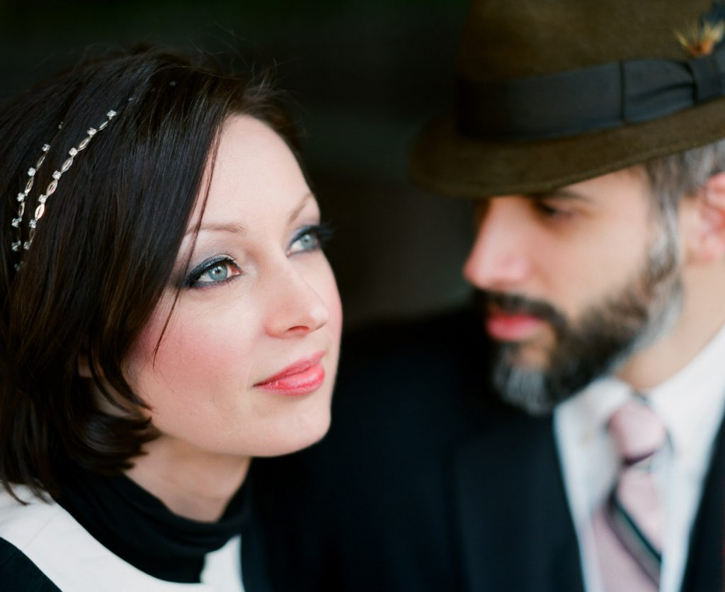 dumbo brooklyn bride elopement by wendy g photography