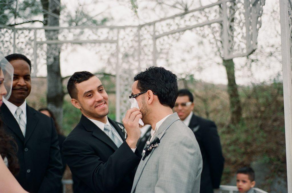 westchester ny wedding ceremony photo by wendy g photography