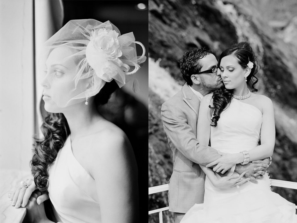 westchester ny wedding photo in BNW by wendy g photography