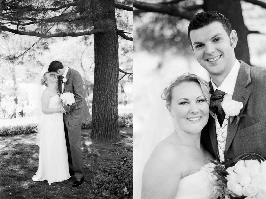 cop cot central park wedding couple by wendy g photography
