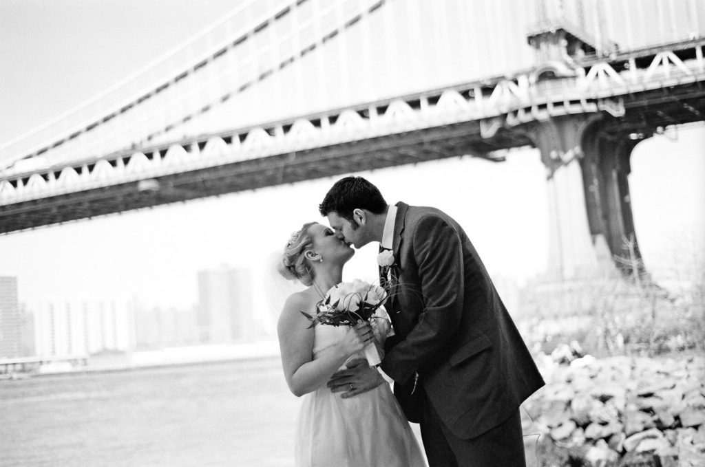 wedding photo in brooklyn by wendy g photography