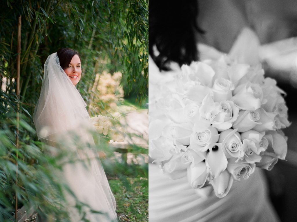 westchester wedding bride photos by wendy g photography