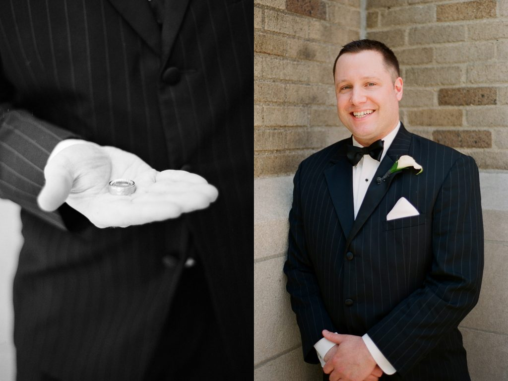 westchester wedding groom photos by wendy g photography