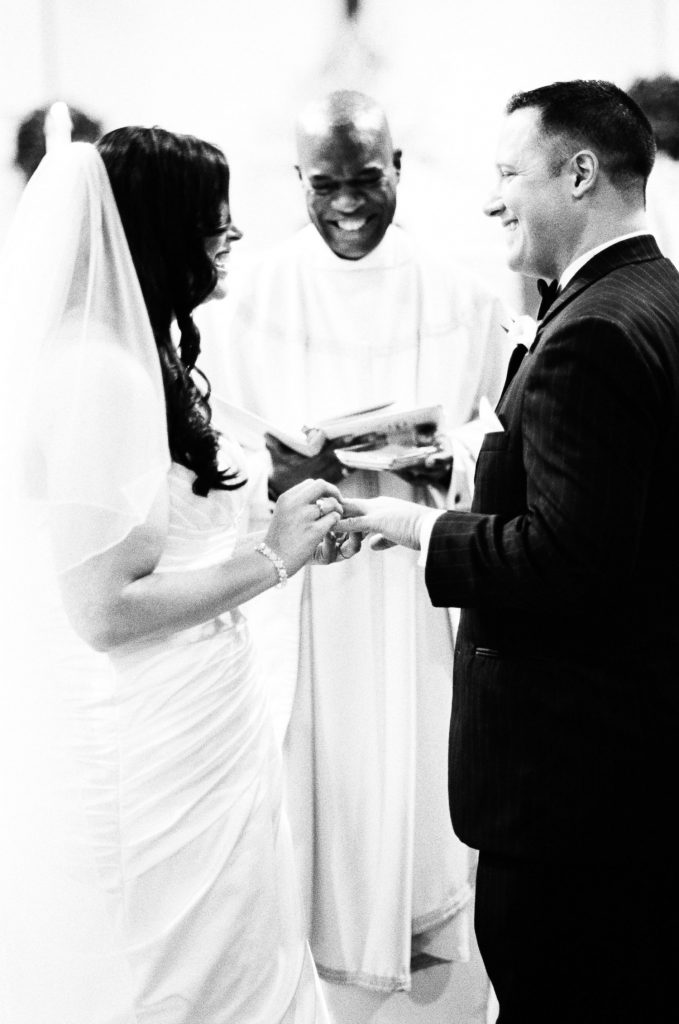 westchester wedding ceremony photo by wendy g photography