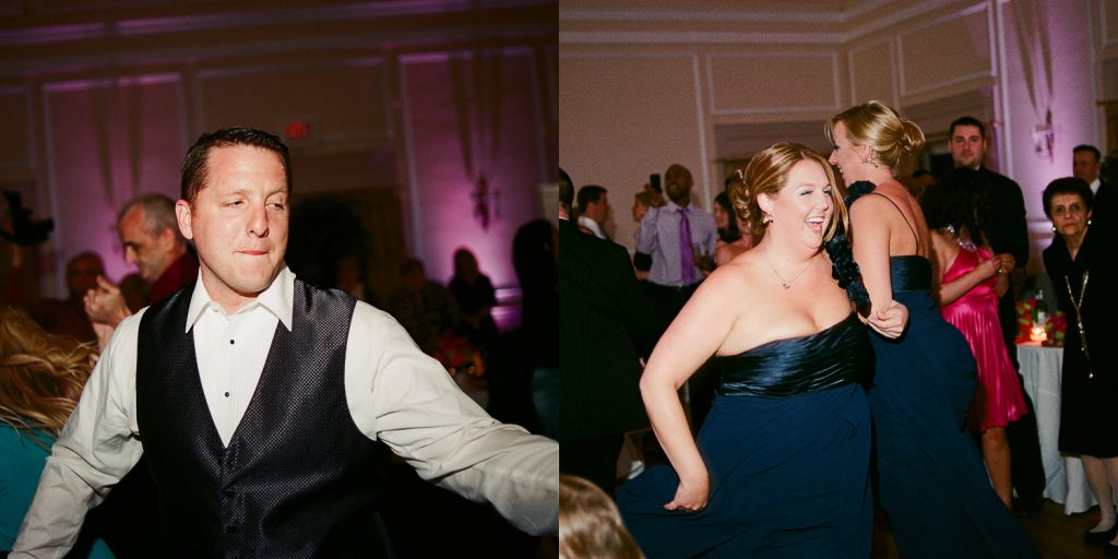 westchester wedding reception dancing photos by wendy g photography