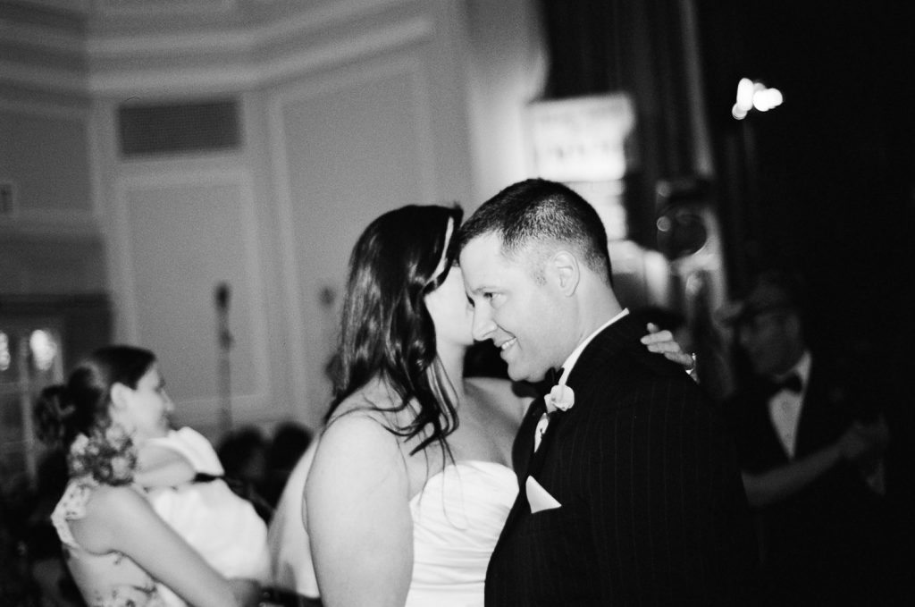 BNW westchester wedding first dance photo by wendy g photography