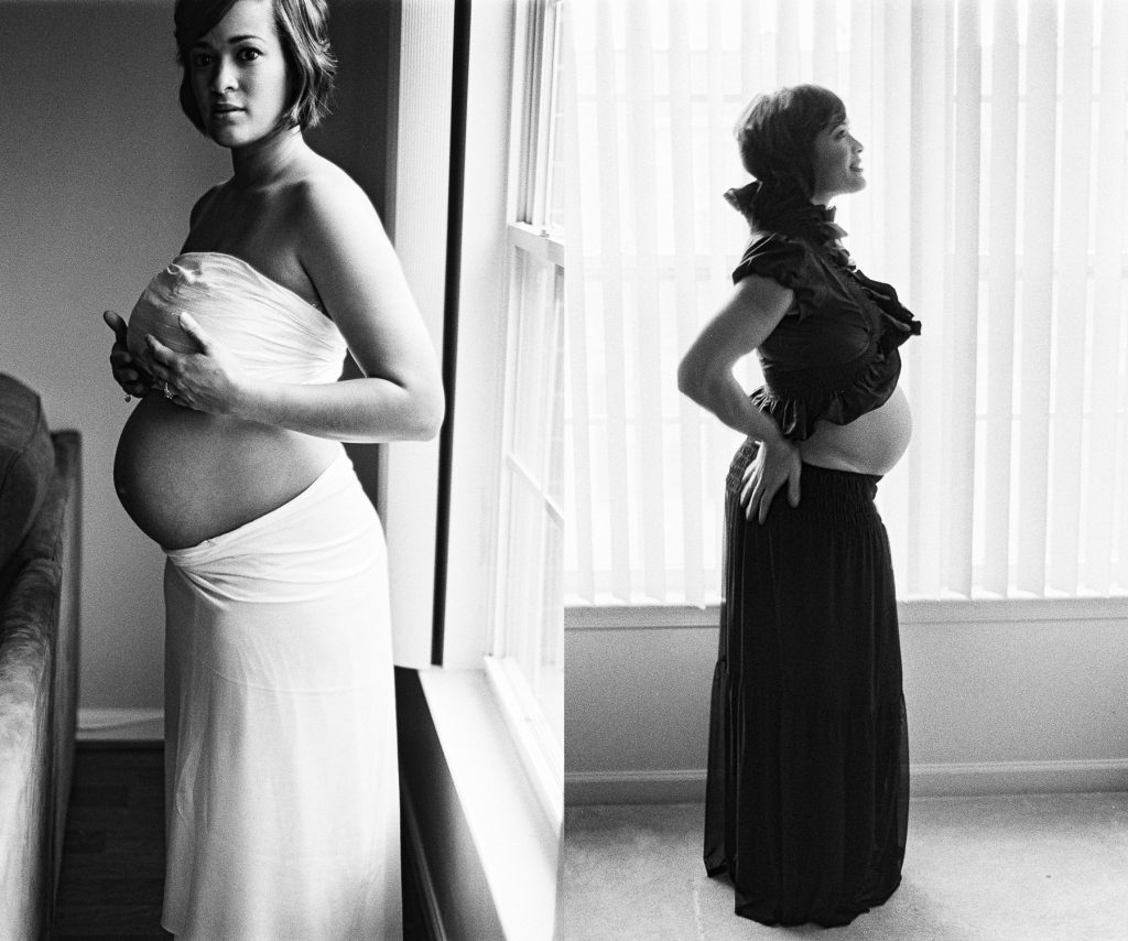 brooklyn maternity family photos by wendy g photography