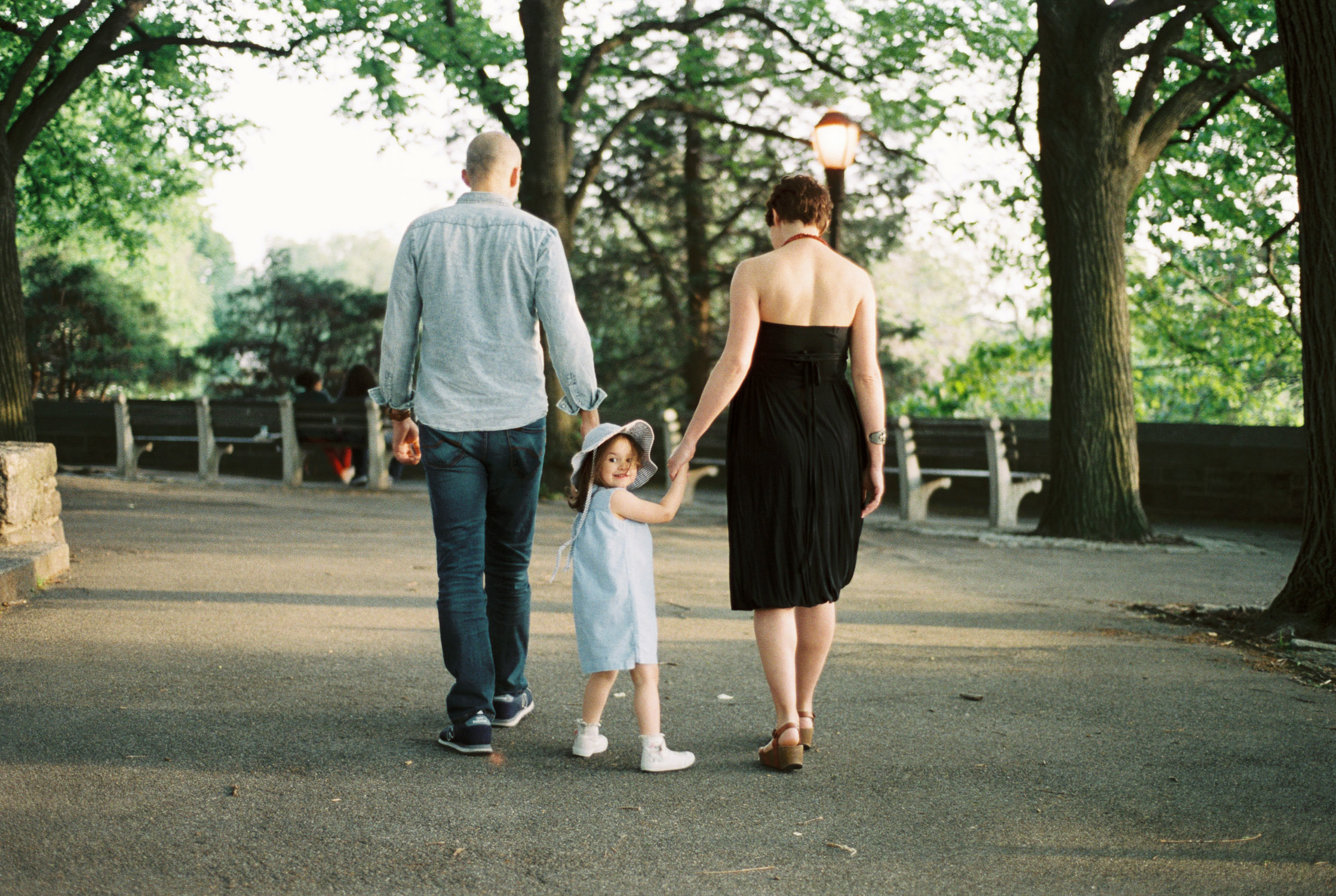 fort tryon park family maternity photos by wendy g