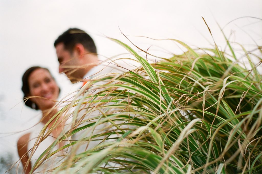 cape cod wedding on the beach by wendy g photography