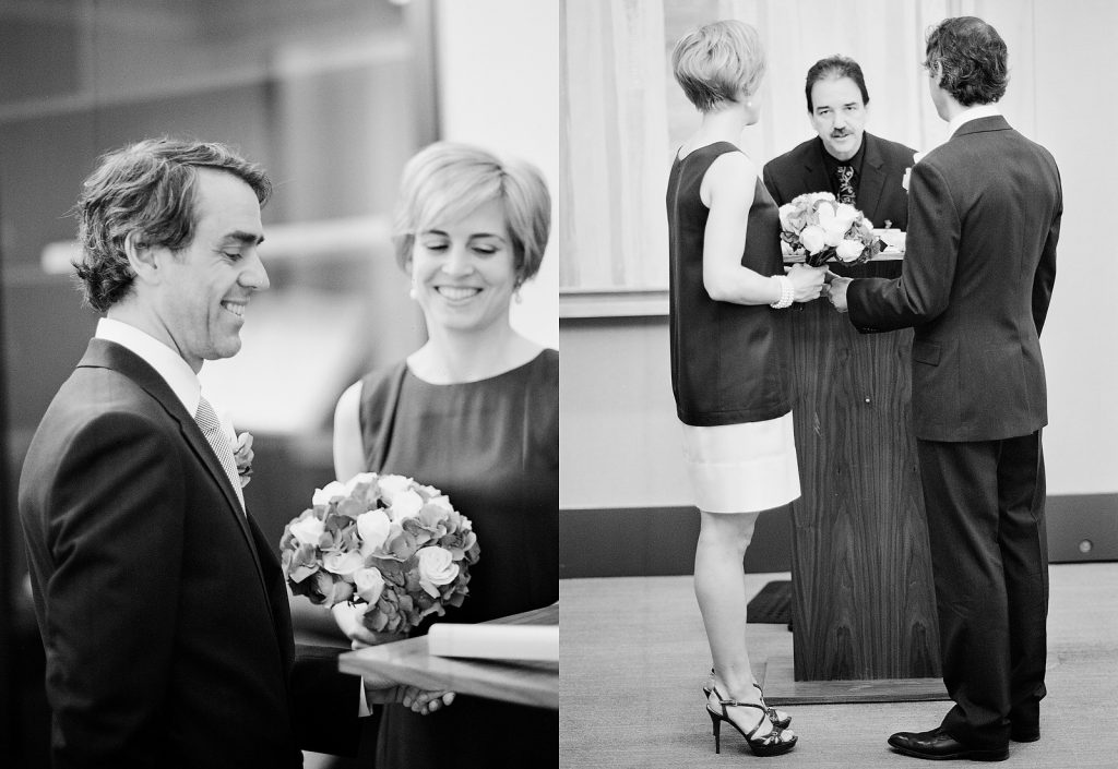 ny city hall wedding by wendy g photography
