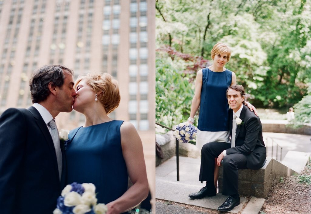 ny city hall wedding portraits by wendy g photography