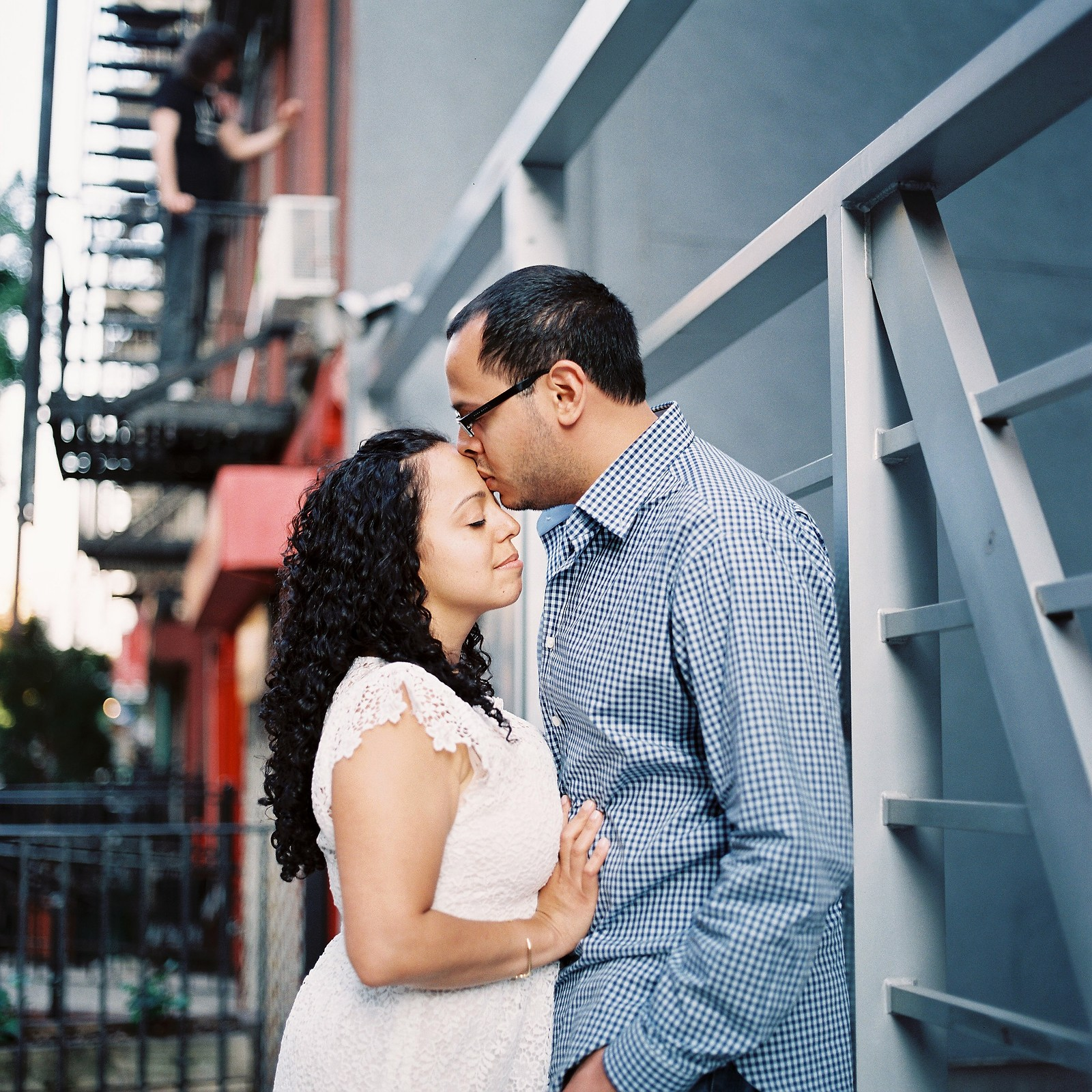 nyc noho engagement by wendy g photography