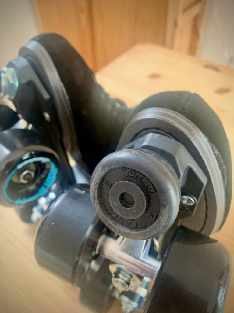 black suede sure grip boardwalks for sale