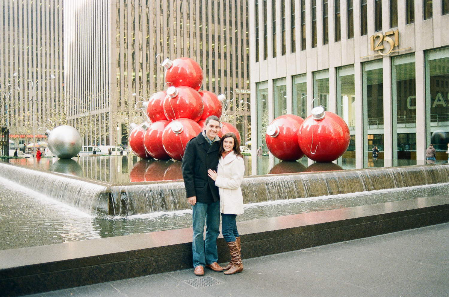 film proposal photograph in new york